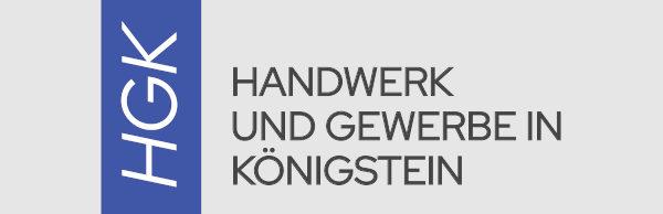 Handwerk und Gewerbe in Königstein :: HGK